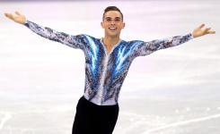Times U S Figure Skater Adam Rippon Was Absolutely Hilarious Billboard