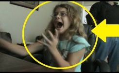 Best Scary Maze Game Prank She Has A Funny Reaction