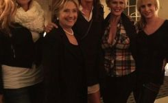 Caitlyn Jenner Posts A P O With Hillary Clinton Aftering Her A Political On I