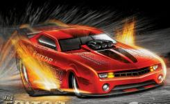 Funny Cars Wallpapers