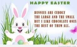 Easter Bunny Quote