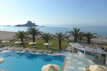 Room with a view, Kefalos, Kos