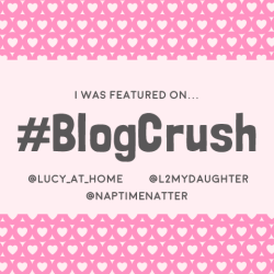 Lucy At Home Blogcrush Week 68