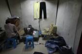 Jeans wholesalers, Sanyuanli, Guangzhou, Guangdong