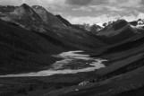 Tsagaan Us Gol (white water river), Altai Tavan Bogd National Park