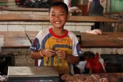 Market, Menghai,Yunnan
