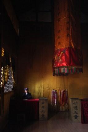 Zhonghe Temple, Dali, Yunnan