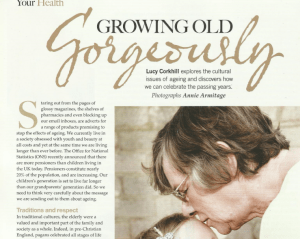Growing Old Gorgeously
