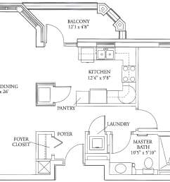 lucy corr independent living apartments floorplans castlewood 1 br 863 square [ 2718 x 1830 Pixel ]