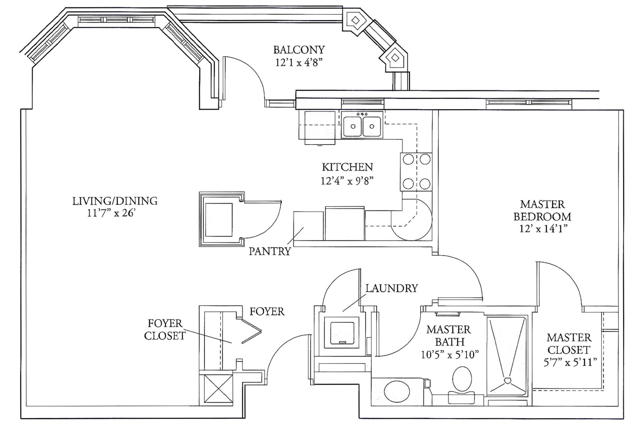 hight resolution of lucy corr independent living apartments floorplans castlewood 1 br 863 square