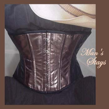 4ffba7ba29d Corsets for Men – Lucy s Corsetry