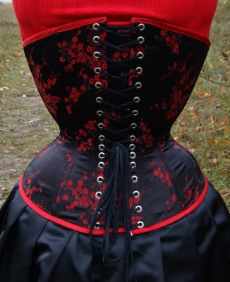 d7025f5fd6a48 Corsets that create a Conical Ribcage – Lucy s Corsetry