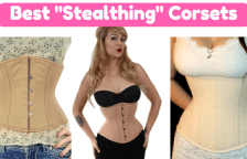 "3a253e32f58 What to Look for in the Perfect ""Stealthing"" Corset (Hiding corsets under  clothing)"