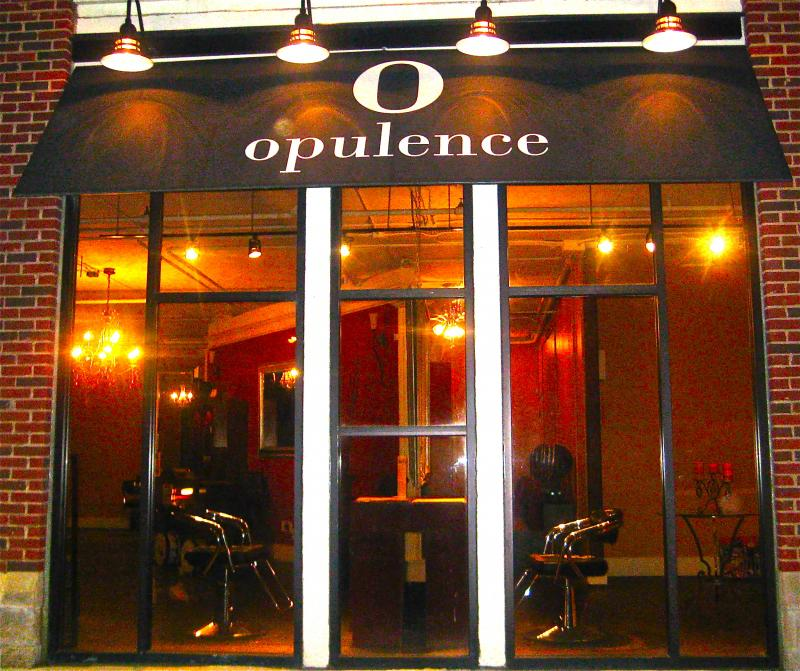 Spoiled Opulence Spa Party