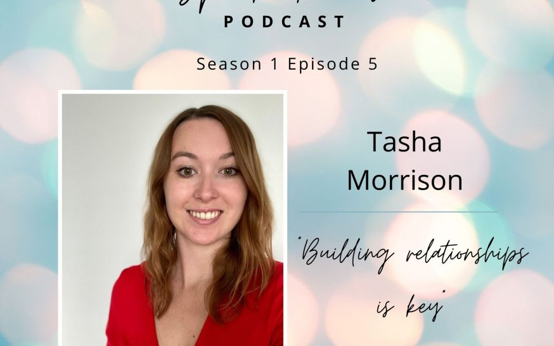 S1E5: Women in Tech & Grad schemes with Tasha Morrison