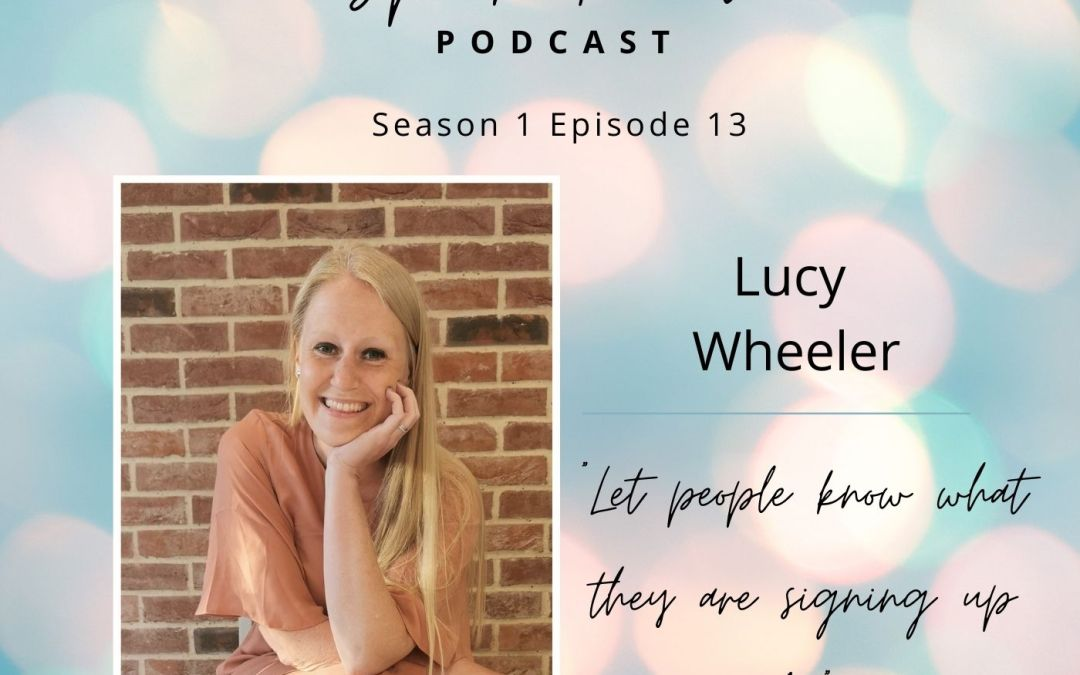 S1E15: Lucy Legal on Loss and getting legit!