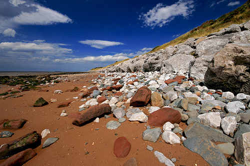 Rocks, Pebbles and Boulders by SixSixSith