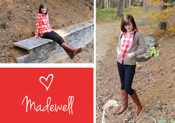 Project Style: Madewell