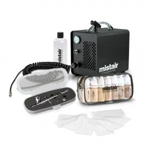Mistair airbrush makeup course