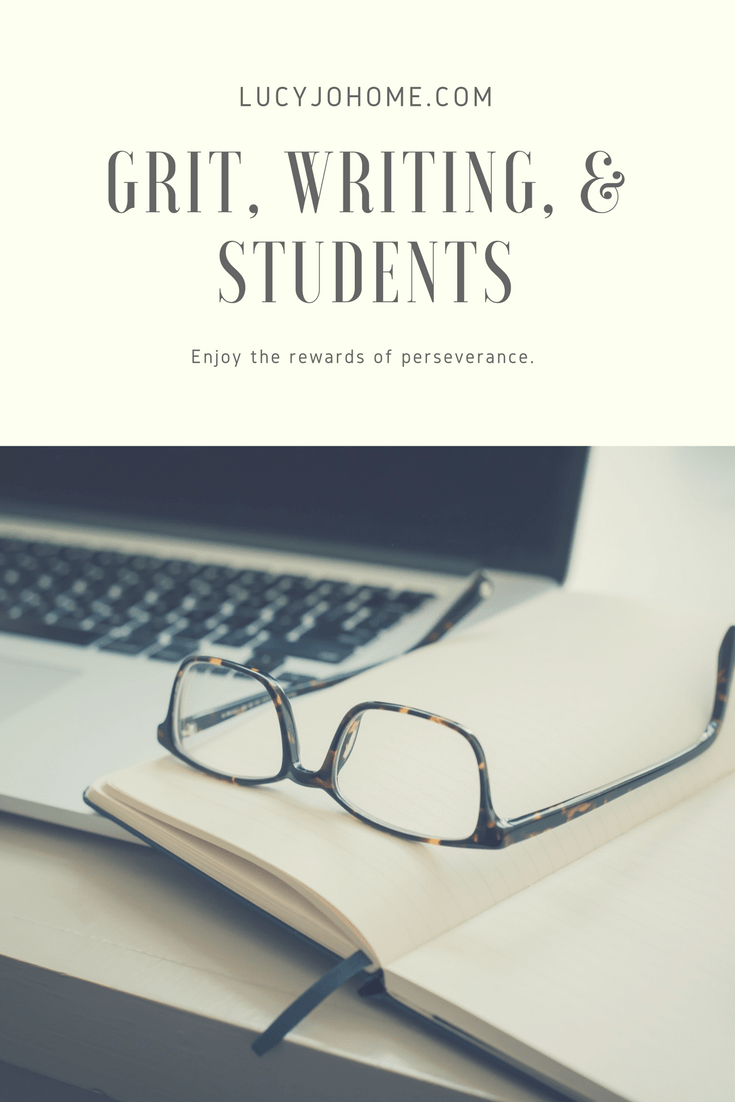 Grit, Writing and Students