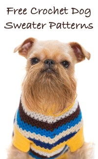 Pet Sweater Patterns