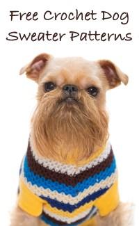 Pet Sweater Patterns - Ladies Sweater Patterns