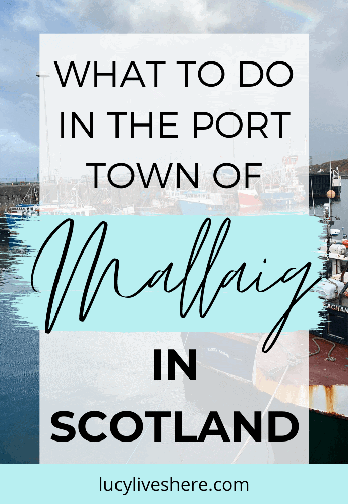 things to do in mallaig