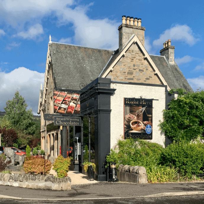 Fonab Castle review