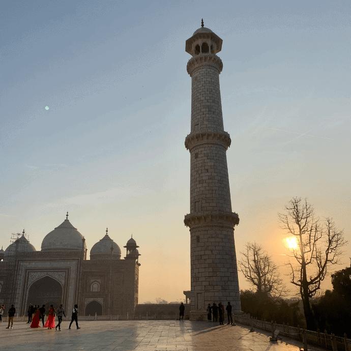 tips for visiting the Taj Mahal