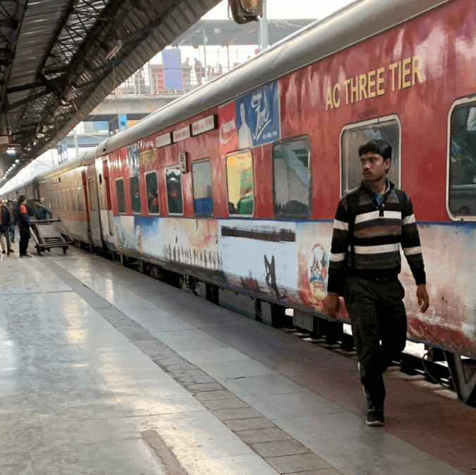 sleeper trains in India