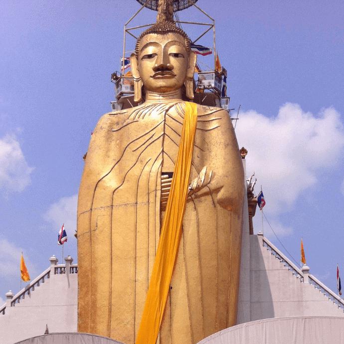 Lucky Buddha Bangkok