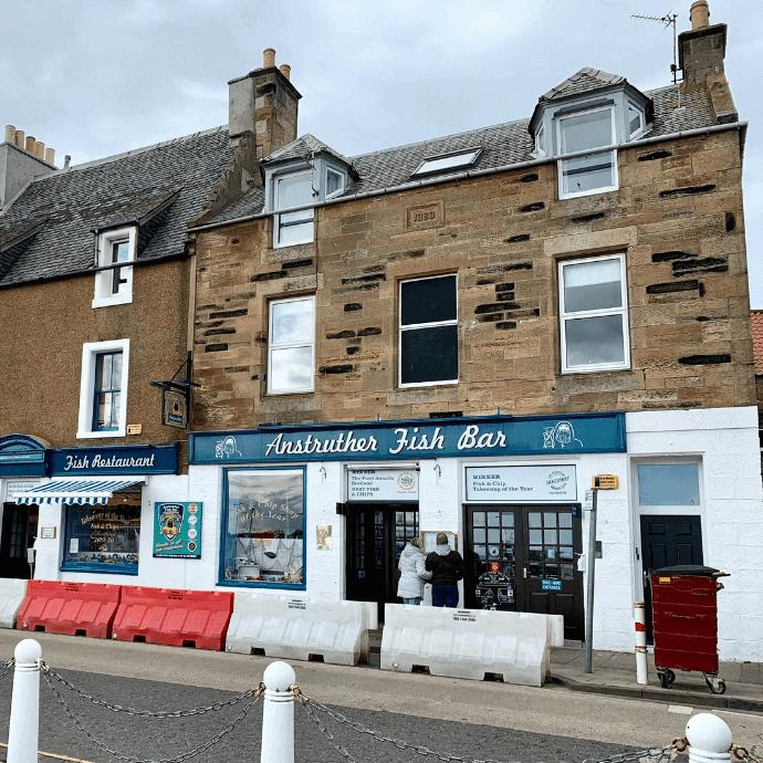 fish and chips anstruther