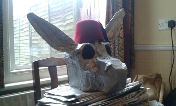 donkeymask