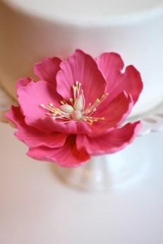 Handcrafted Pink Sugar Peony