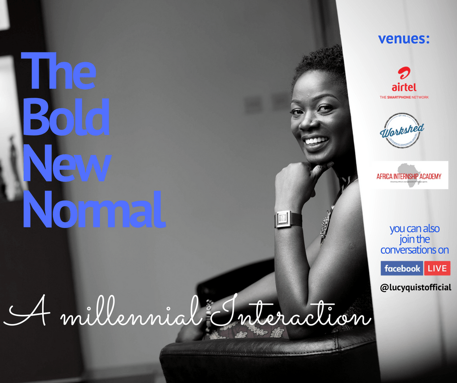 EVENT – The Bold New Normal Tour
