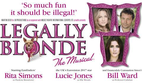 Legally Blonde The Musical Review