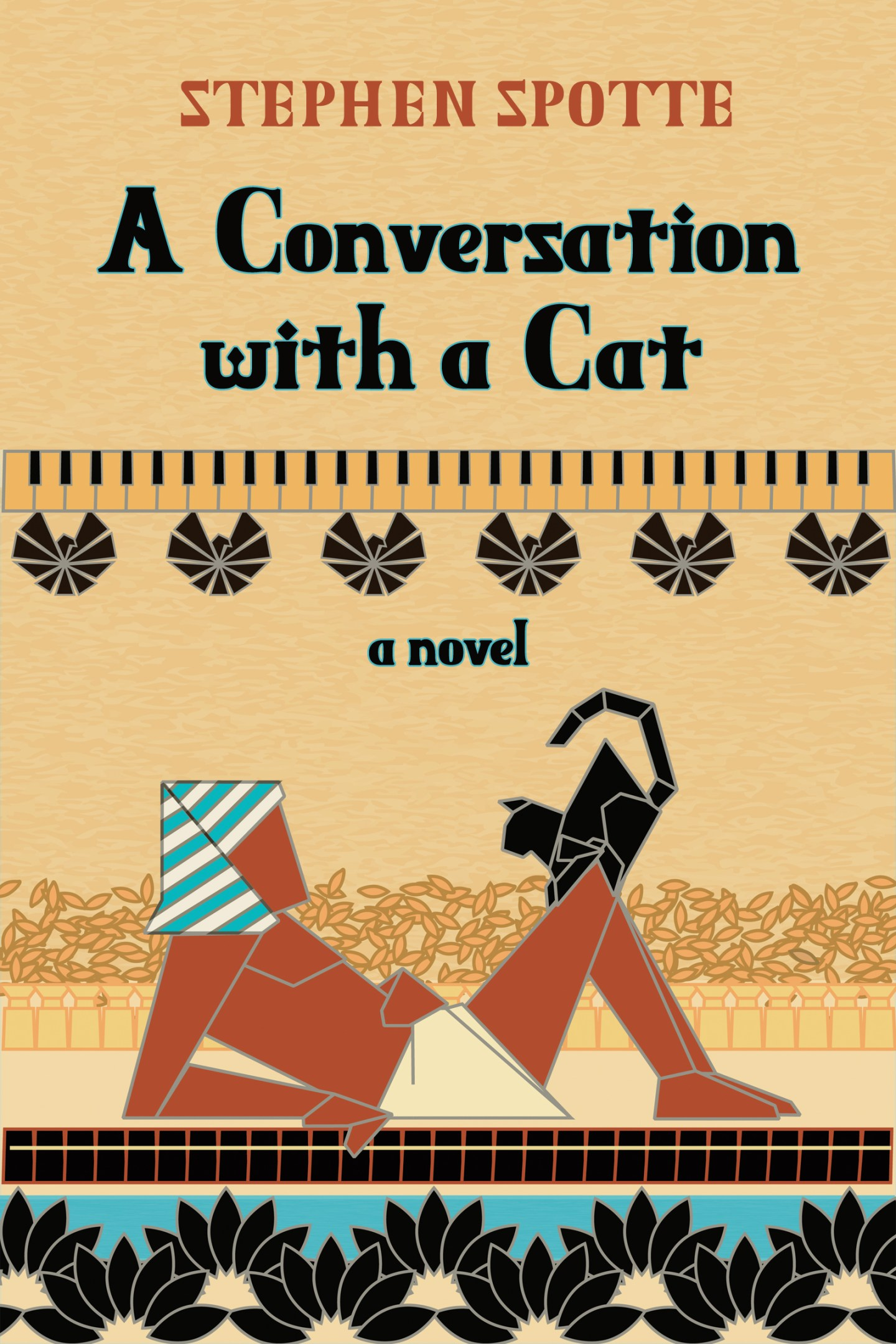 A Conversation with a Cat by Stephen Spotte (Review)
