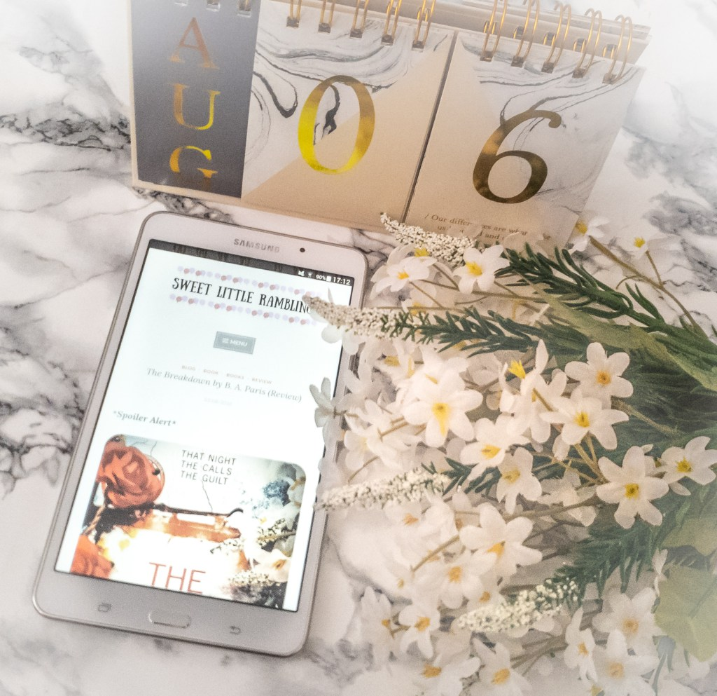 My August Blogging Goals