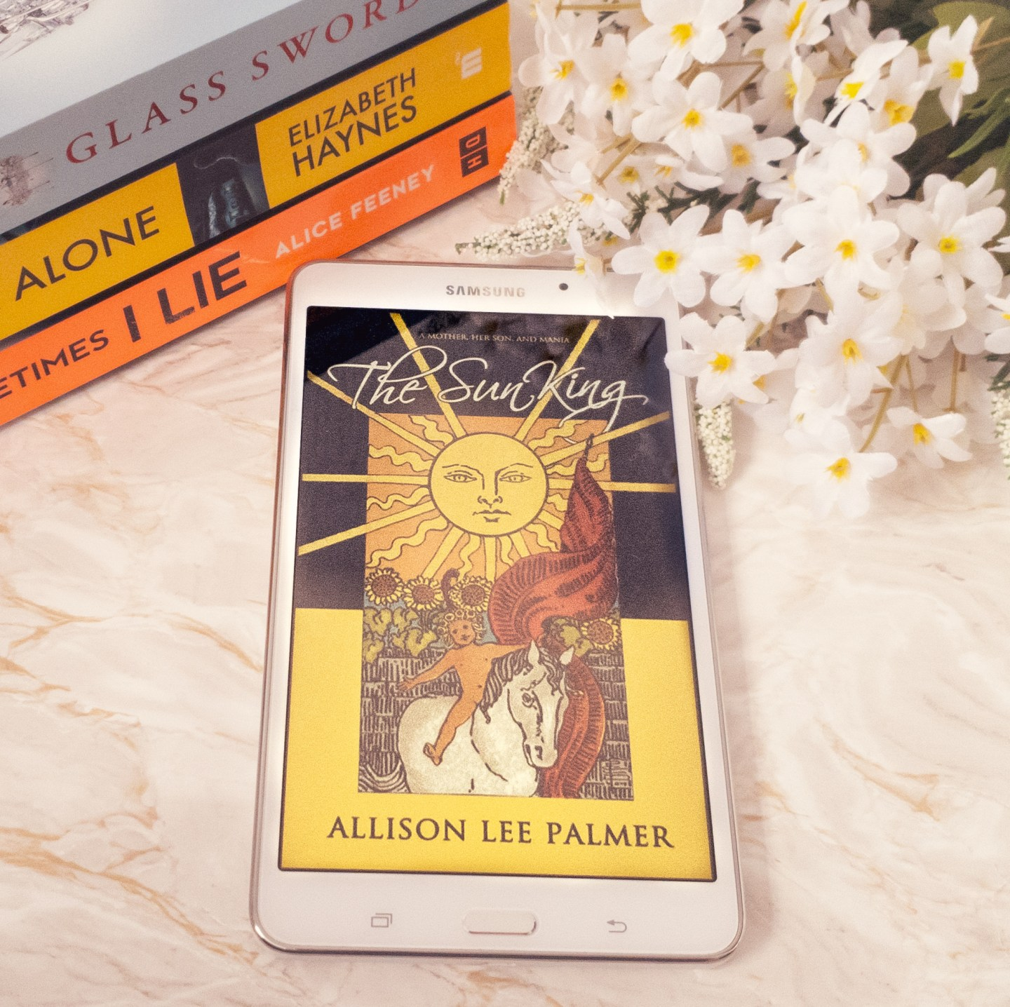 The Sun King by Allison Lee Palmer (Review)