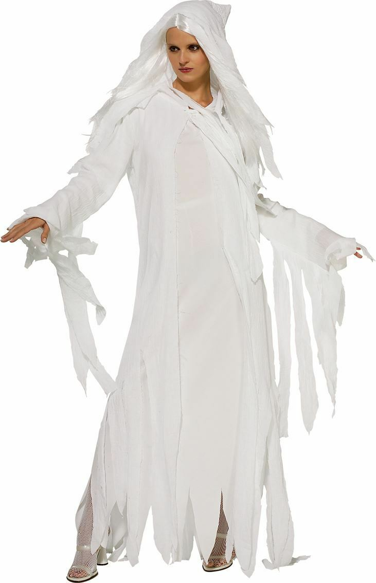 A Ghost Costume