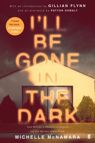 I'll be gone in the dark cover
