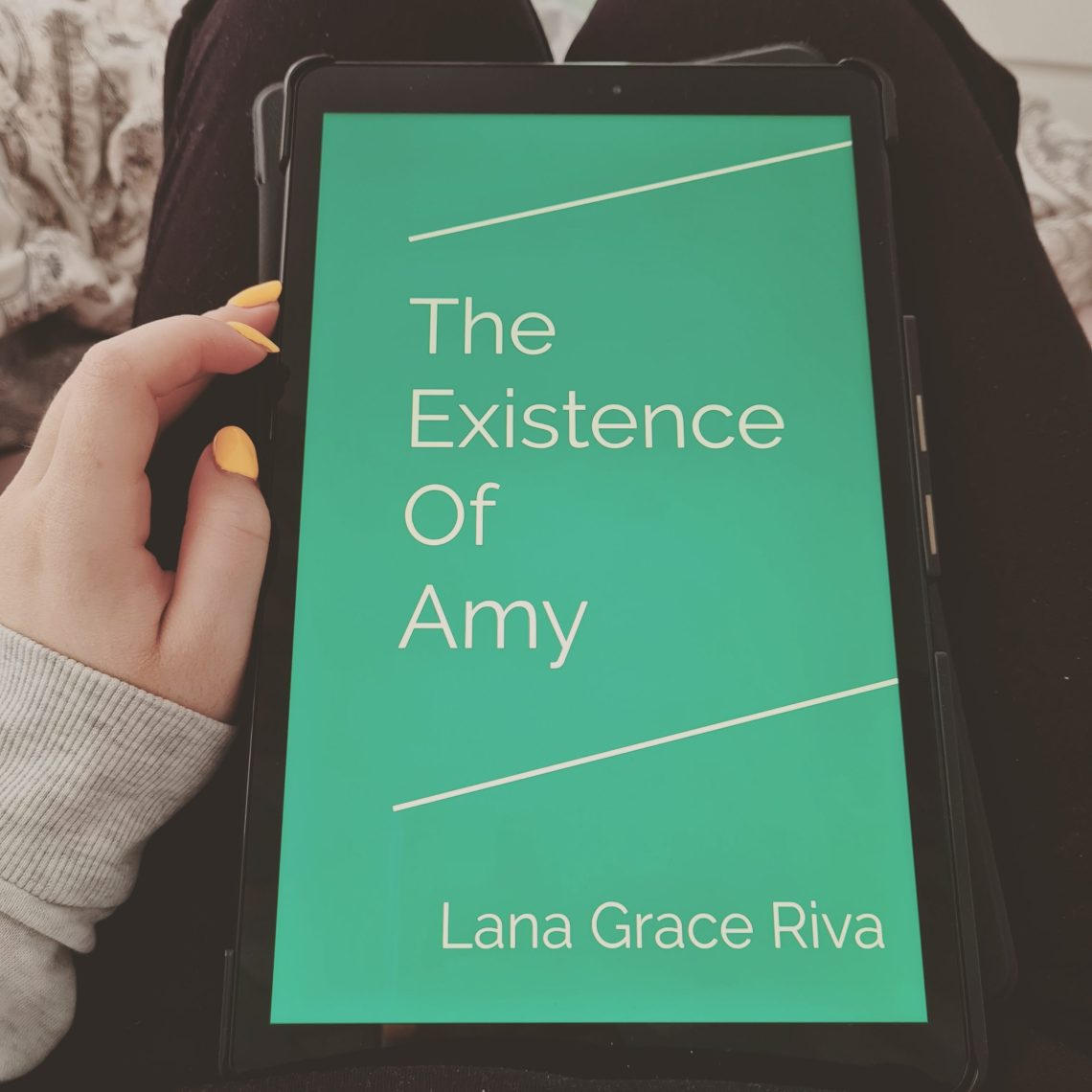 the existence of amy cover