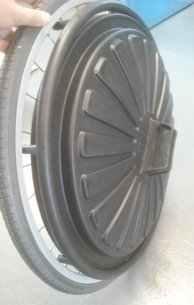 Dustbin-lids-fit-wheelchair-wheels