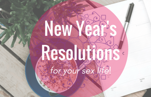 new year's resolutions, new year, 2018, January, sex coach, sex coaching, Lucy Rowett, Eastbourne