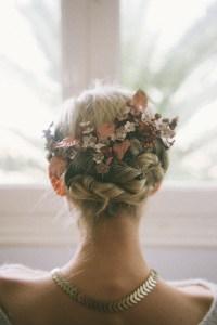 Braids braids braids oh and flowers | Lucy Says I Do