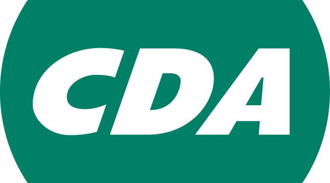 Dampwijzer 2017 – Antwoorden – CDA