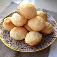 Egg-free choux buns