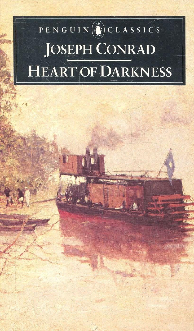 Joseph Conrad Heart Of Darkness : joseph, conrad, heart, darkness, Heart, Darkness, Joseph, Conrad, Snyder
