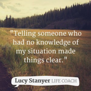 Image: Career coaching client testimonial for Lucy Stanyer Life Coach