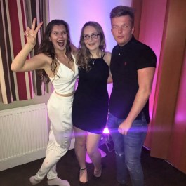 Cassie's 18th. Neither of those two are Cassie.